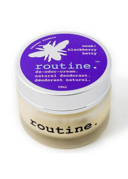 Routine Routine - Déodorant Blackberry Betty