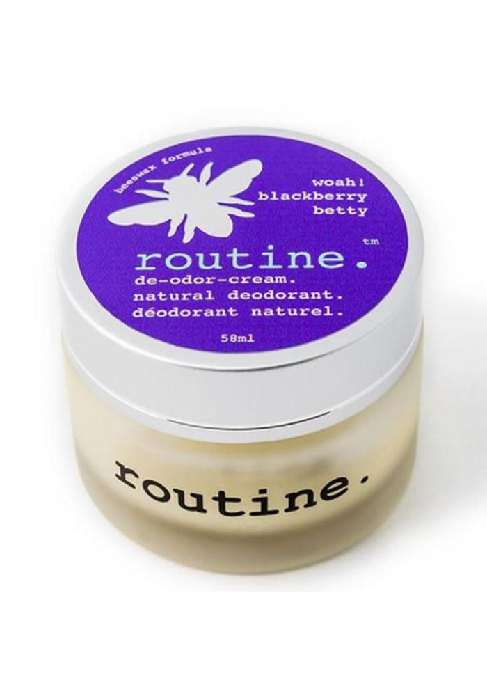 Routine - Déodorant Blackberry Betty