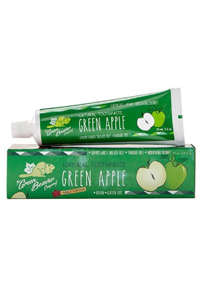 Green Beaver - Dentifrice Pomme Verte 75ml