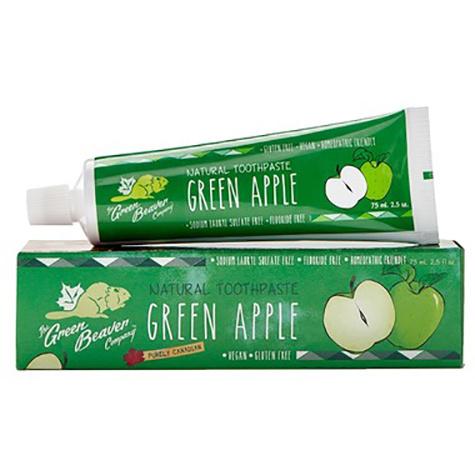 Green Beaver Green Beaver - Dentifrice Pomme Verte 75ml