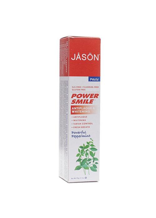 Jason Jason - Dentifrice blanchissant menthe poivrée