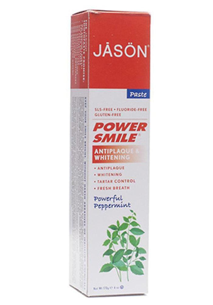 Jason - Dentifrice blanchissant menthe poivrée