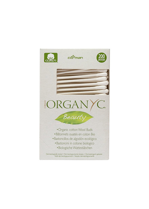 Organyc Organyc - Coton tige bio 200 pcs