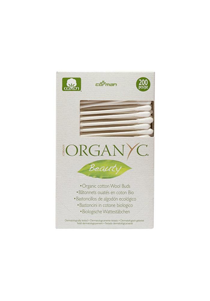 Organyc - Coton tige bio 200 pcs