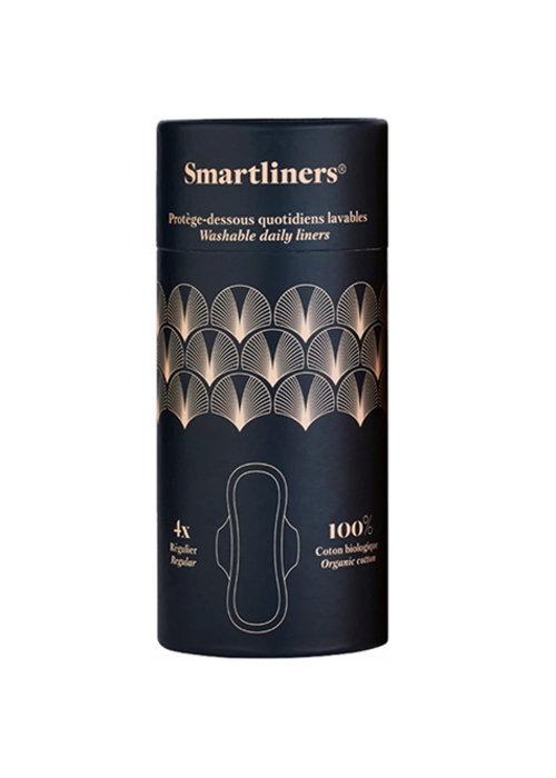 Smartliners Smartliners - Protège-dessous quotidiens lavables 4x régulier