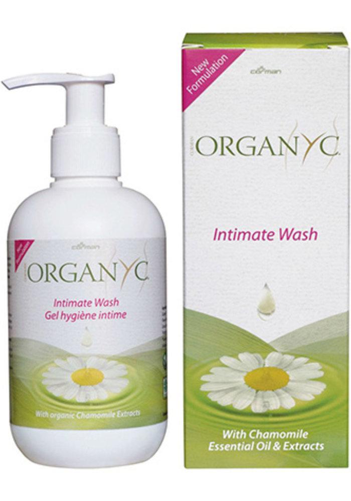 Organyc - Gel hygiène féminine 250ml