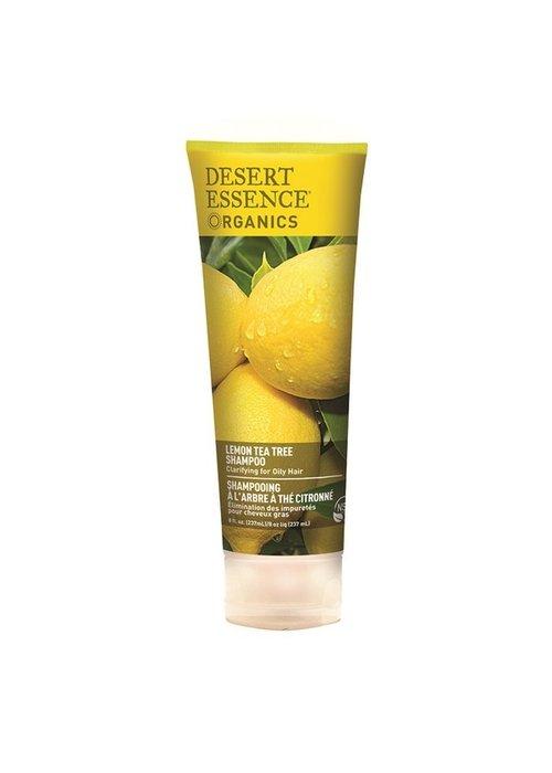 Desert Essence Desert Essence - Shampoing - Arbre à thé citronné 237 ml