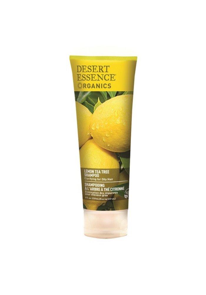 Desert Essence - Shampoing - Arbre à thé citronné 237 ml
