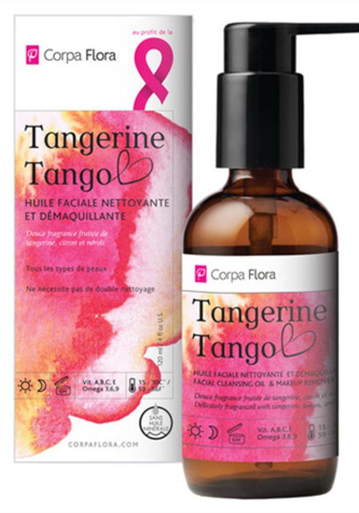 Corpa Flora - Huile nettoyante Tangerine Tango 120ml