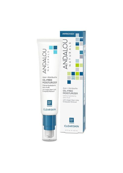 Andalou Andalou - PEAU GRASSE - Crème visage sans huile 62 ml