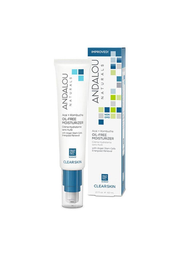 Andalou - PEAU GRASSE - Crème visage sans huile 62 ml