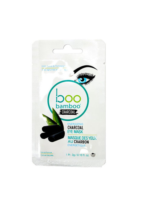 Boo Bamboo Boo Bamboo - Masque yeux au charbon