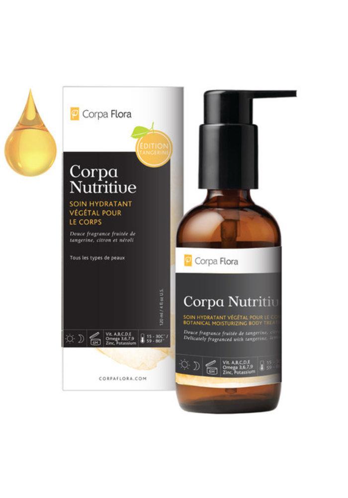 Corpa Flora - Hydratant Corporel Corpa Nutritive (4oz)