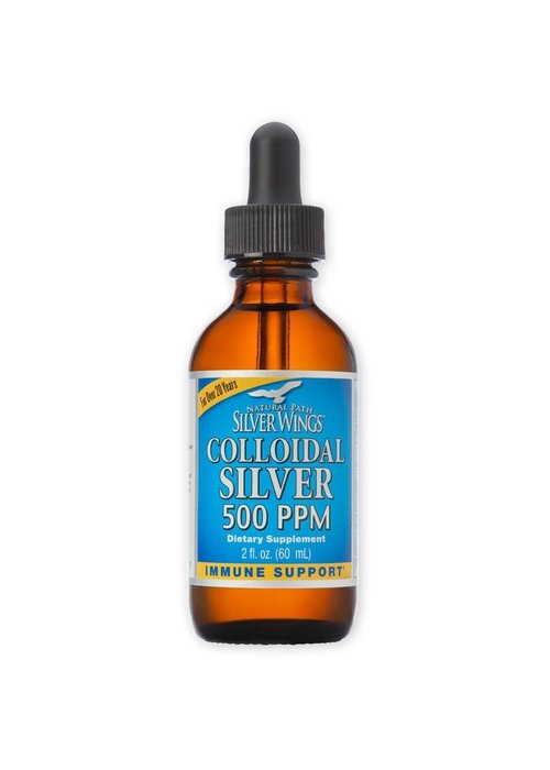 Silver Wings Silver Wings - Argent colloïdale 50 PPM liquide 60 ml