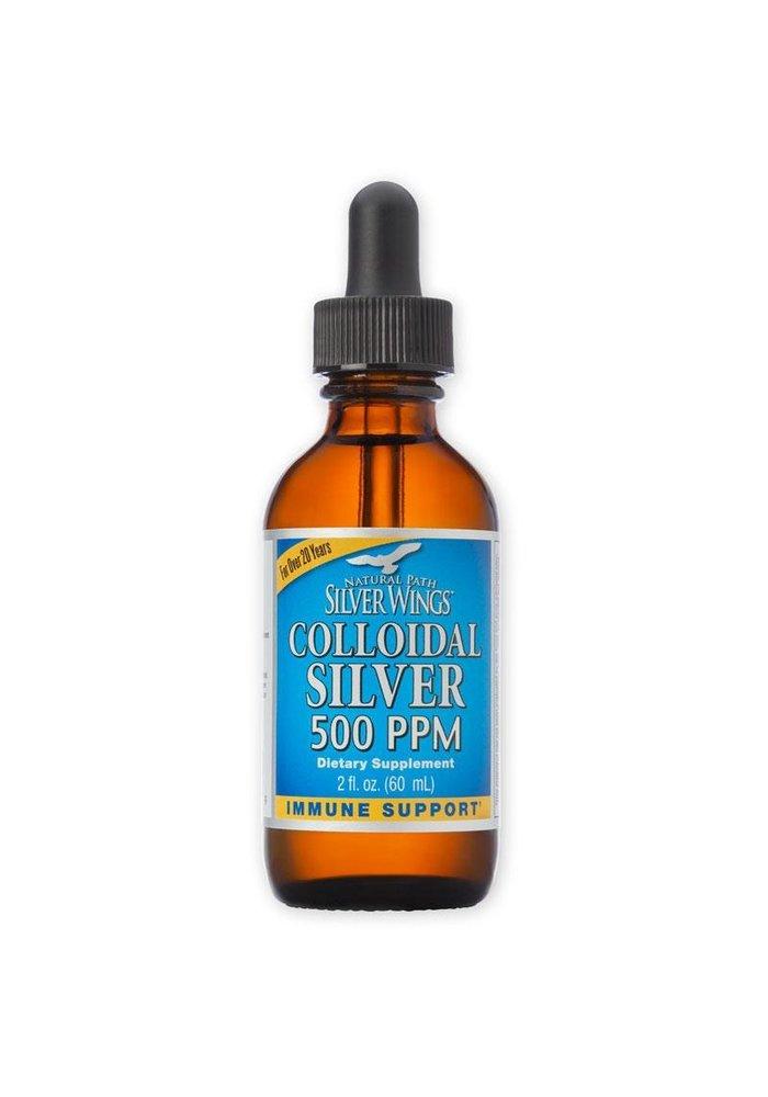 Silver Wings - Argent colloïdale 50 PPM liquide 60 ml