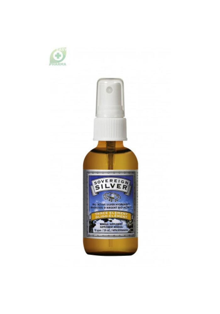 Sovereign Silver - Argent colloïdale vaporisateur 59 ml