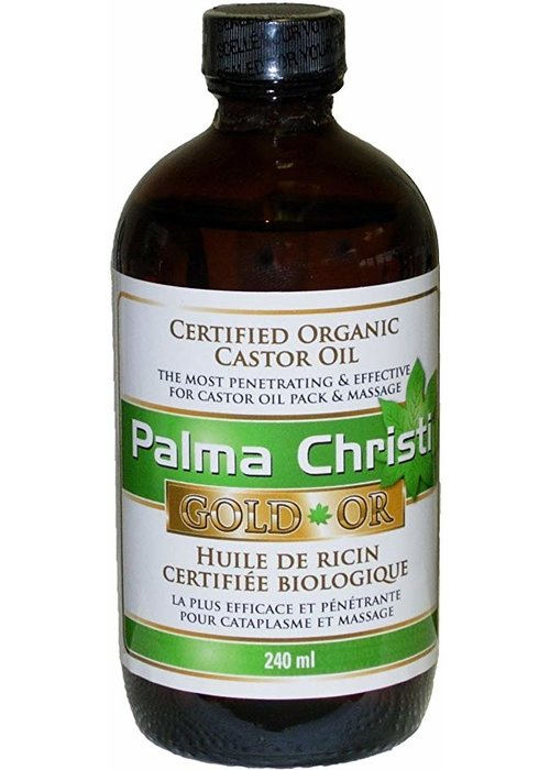Palma Christi Palma Christi - Huile de ricin biologique 240ml