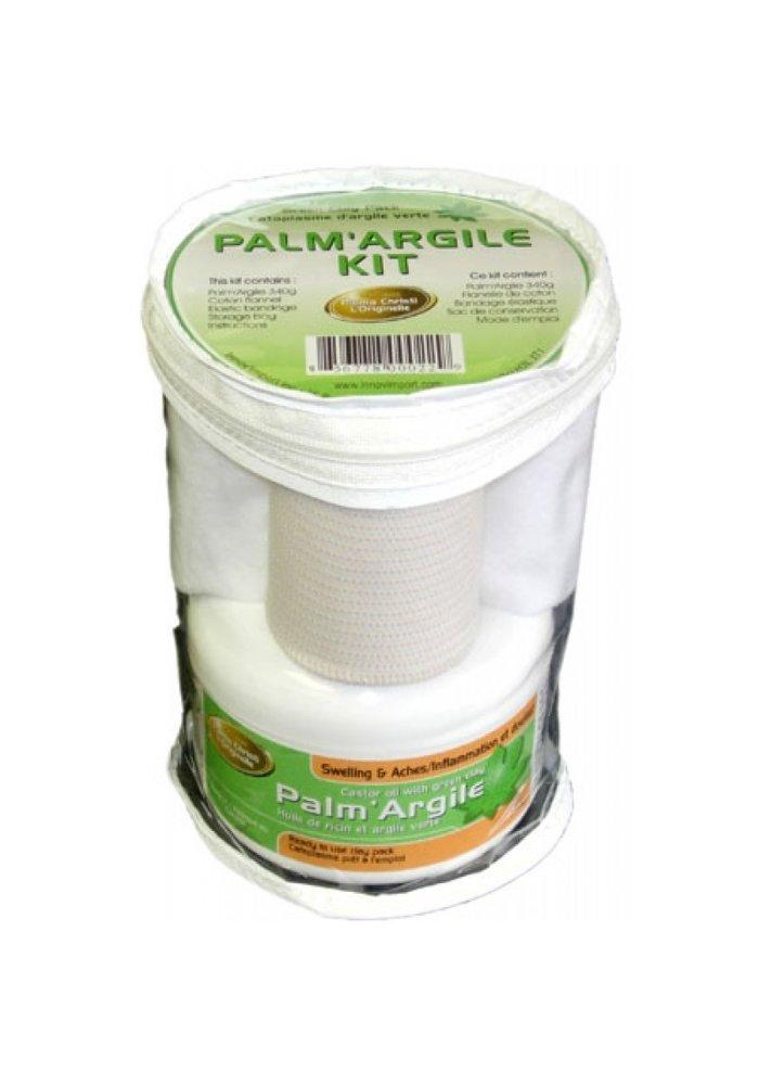 Palma Christi - Palm'argile kit