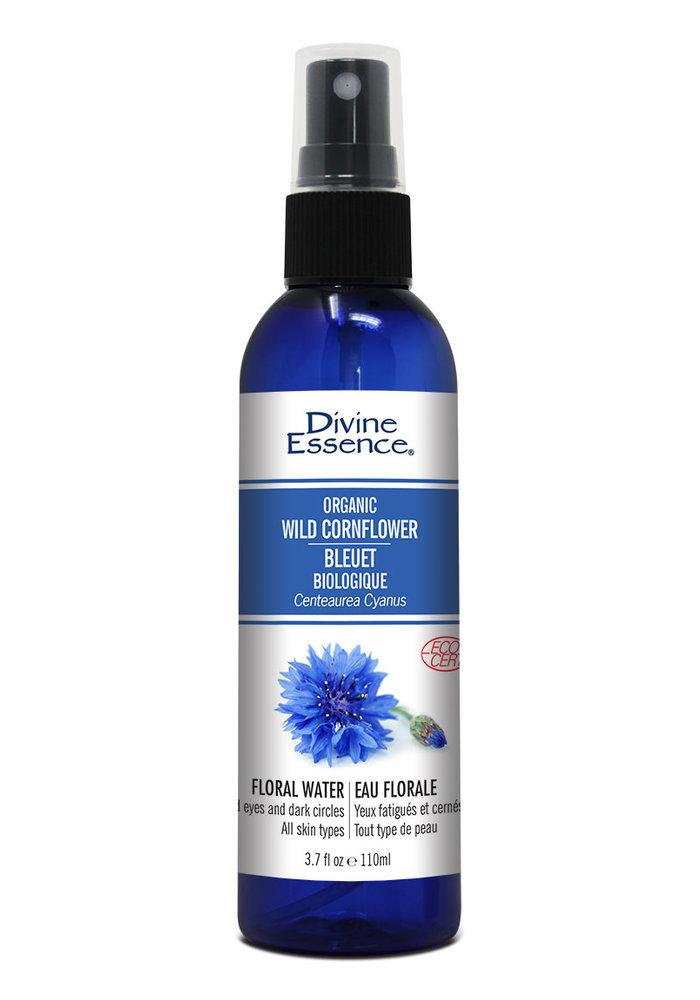 Divine Essence - Eau floral de Bleuet - 110ml