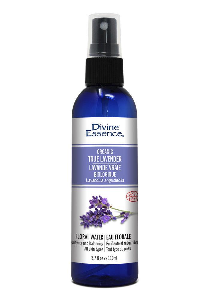 Divine essence - Eau floral Lavande- 110 ml