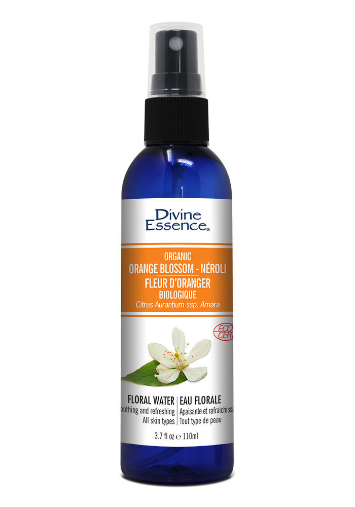 Divine Essence - Eau florale Néroli - 110ml