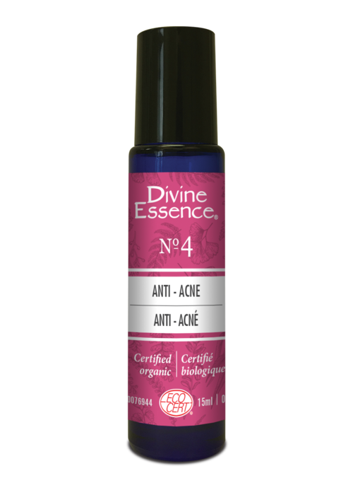 Divine essence Divine Essence - Formule 4 - Anti-Acné Roll-on  15ml
