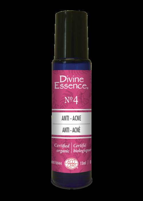 Divine essence Divine Essence - Formule 4 - Anti-Acné Roll-on  15ml