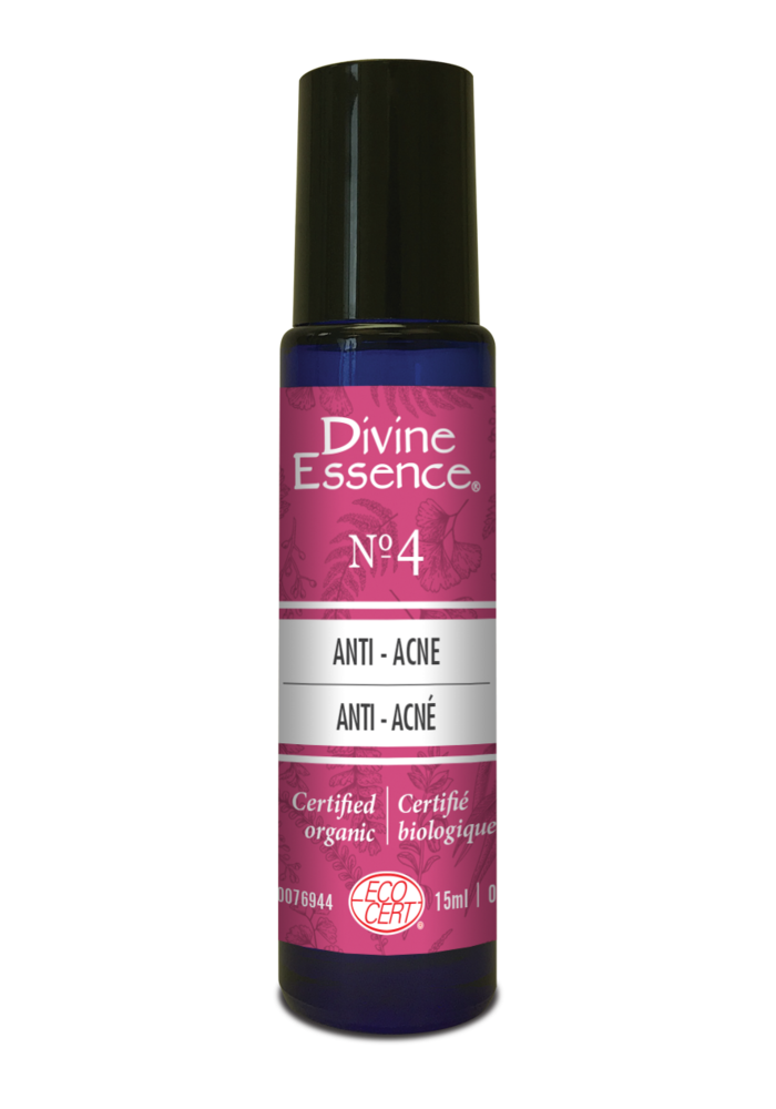 Divine Essence - Formule 4 - Anti-Acné Roll-on  15ml