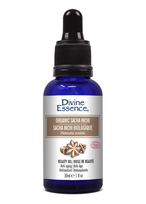 Divine essence Divine essence - Huile végétale Sacha Inchi biologique 30 ml