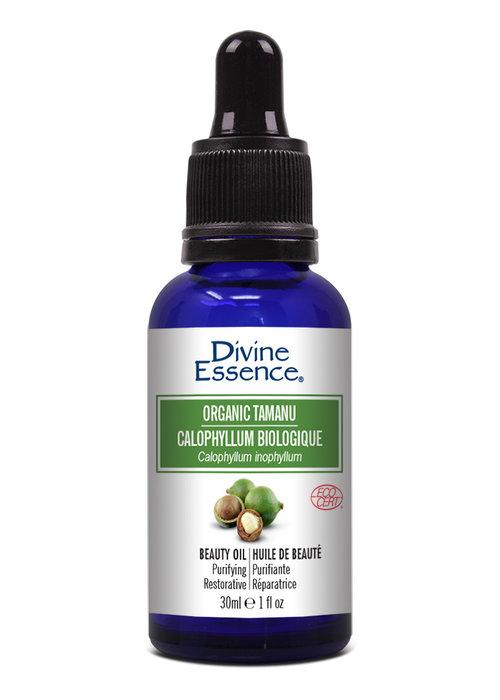 Divine essence Divine Essence - Huile végétale bio - Tamanu  (Calophyllum)30ml