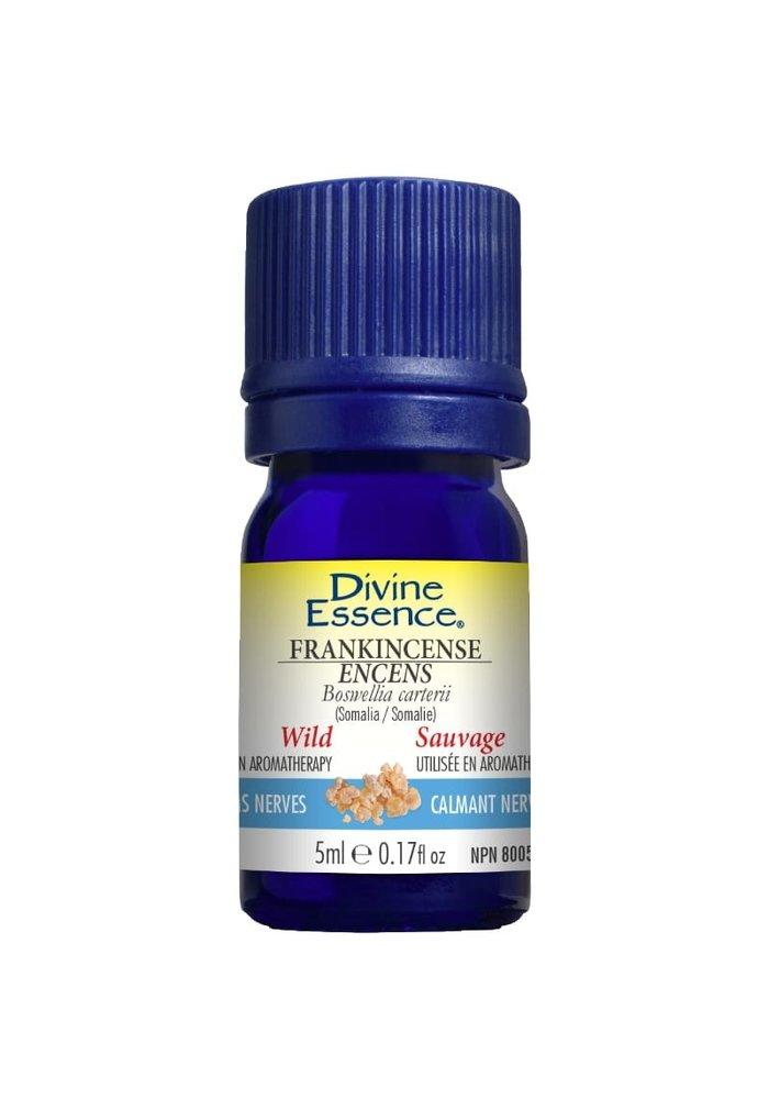 Divine Essence - Huile essentielle bio - Encens de Somalie (sauvage) 5ml