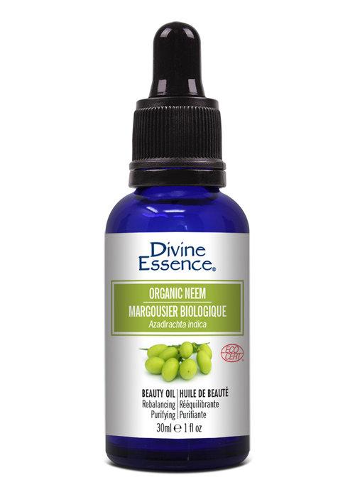 Divine essence Divine Essence - Huile végétale bio - Margousier 85%  30ml