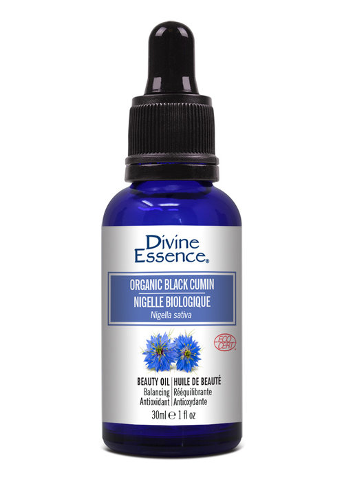 Divine essence Divine Essence - Huile végétale bio - Nigelle  30ml
