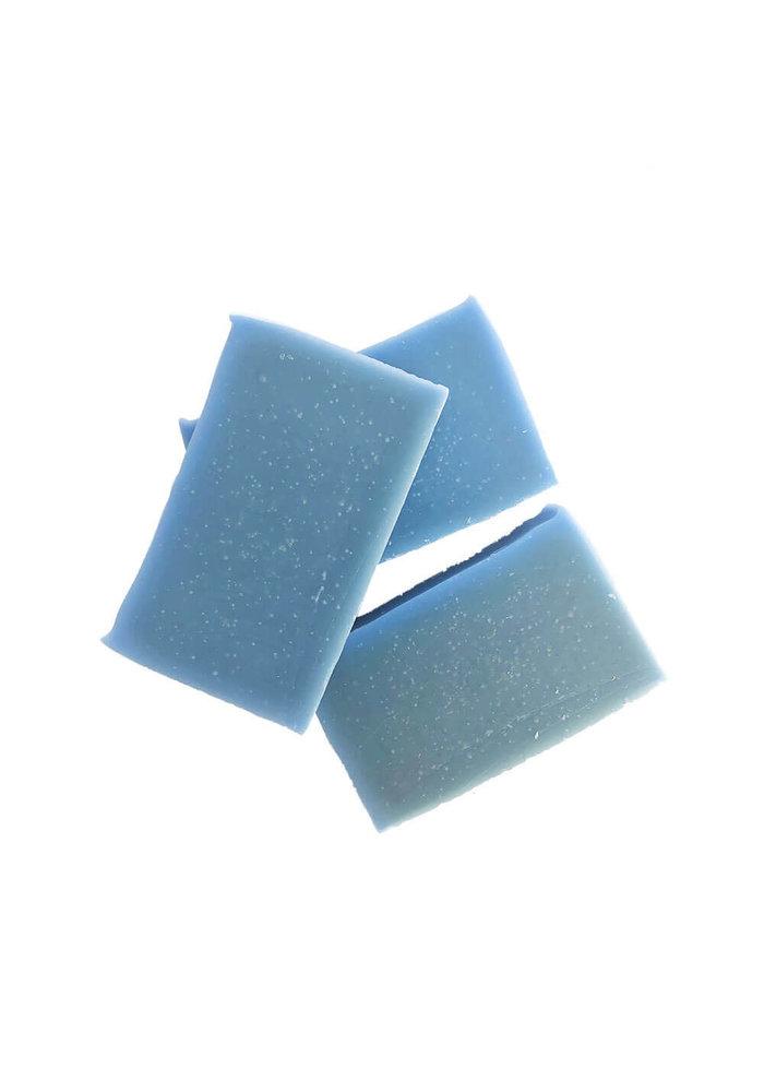 Les Savons de la Bastide - Savon Framboise Bleue