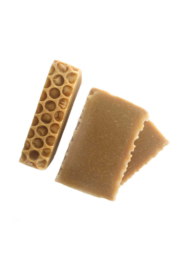 Les Savons de la Bastide - Savon Douceur de miel