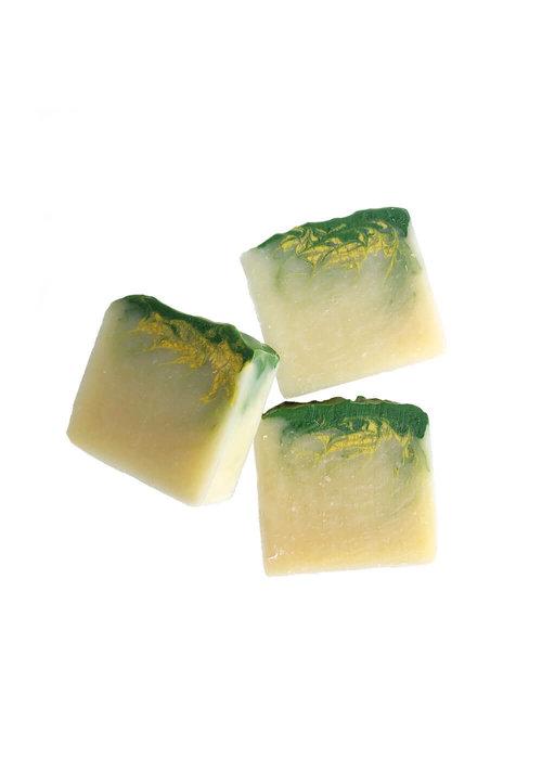 Luxart Luxart - Savon en barre Verveine et eucalyptus citronné