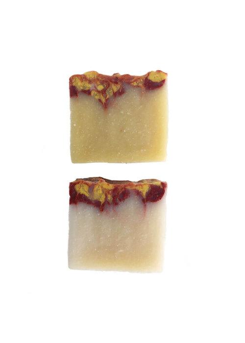 Luxart Luxart - Savon en barre Ylang-Ylang et orange douce