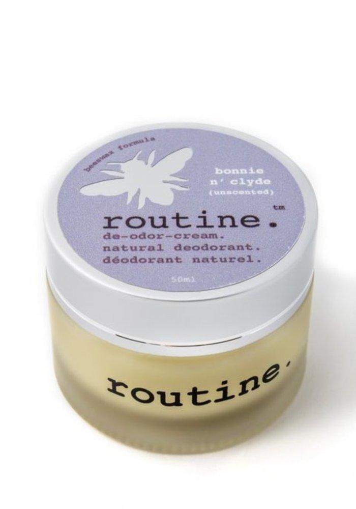 Routine - Déodorant - Bonnie n' Clyde