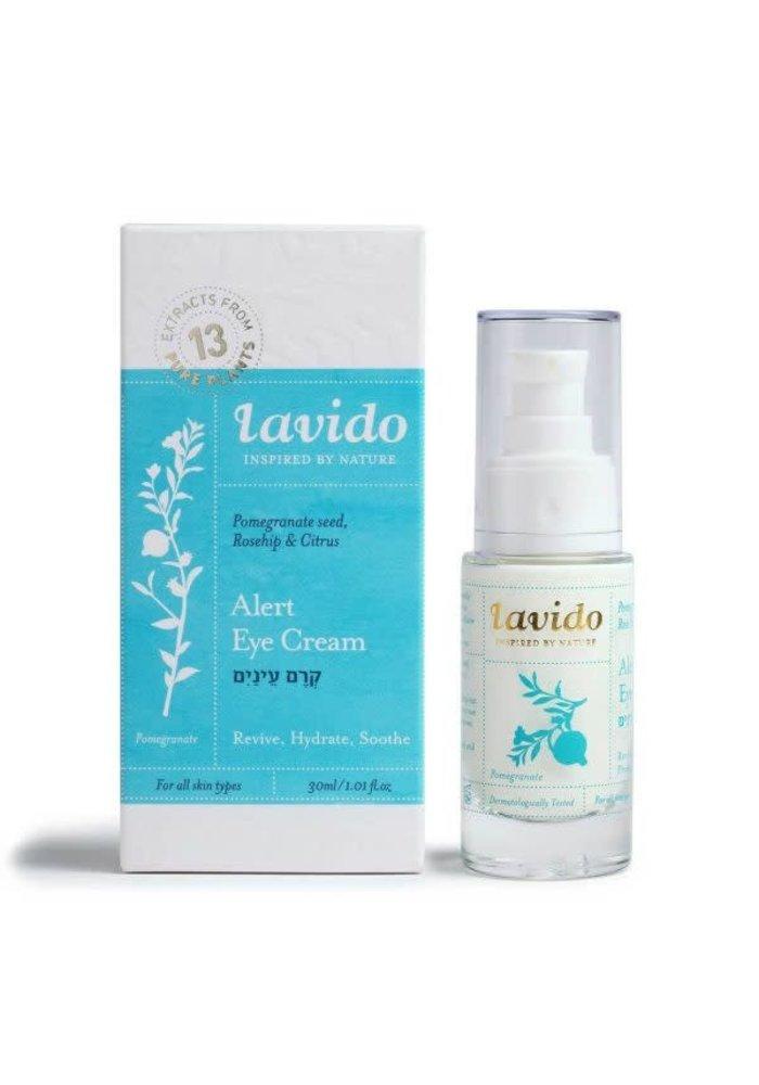 Lavido - Crème contour des yeux Alerte 30 ml