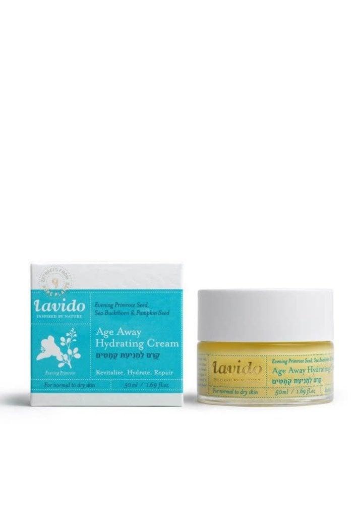 Lavido - Crème de jour Anti-âge peau normal à sèche  50 ml