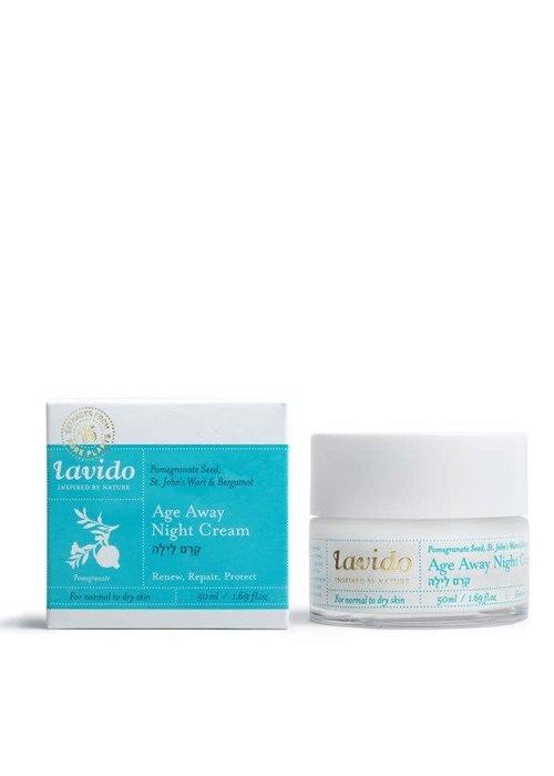 Lavido Lavido - Crème de nuit pour le visage Anti-âge 50 ml