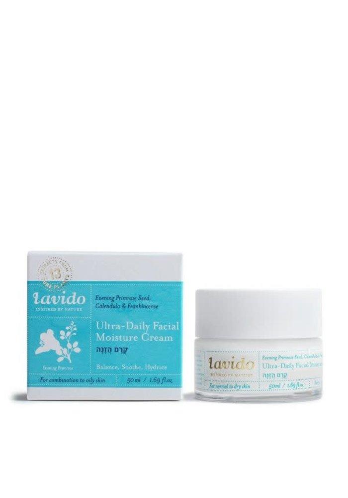 Lavido - Crème pour le visage peau mixte à grasse 50 ml