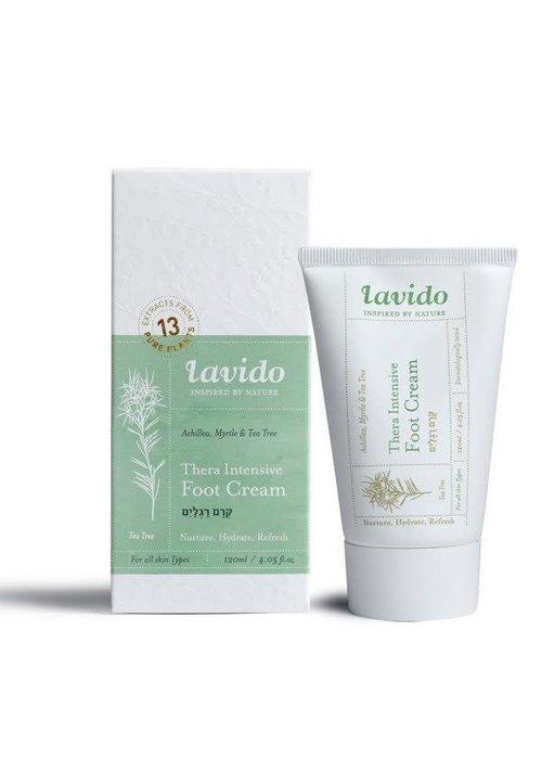 Lavido Lavido - Crème pour les pieds Théra Intensive 120 ml