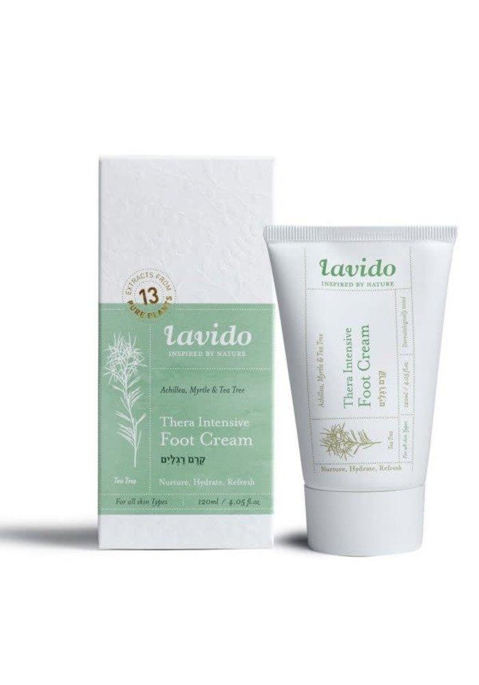 Lavido - Crème pour les pieds Théra Intensive 120 ml