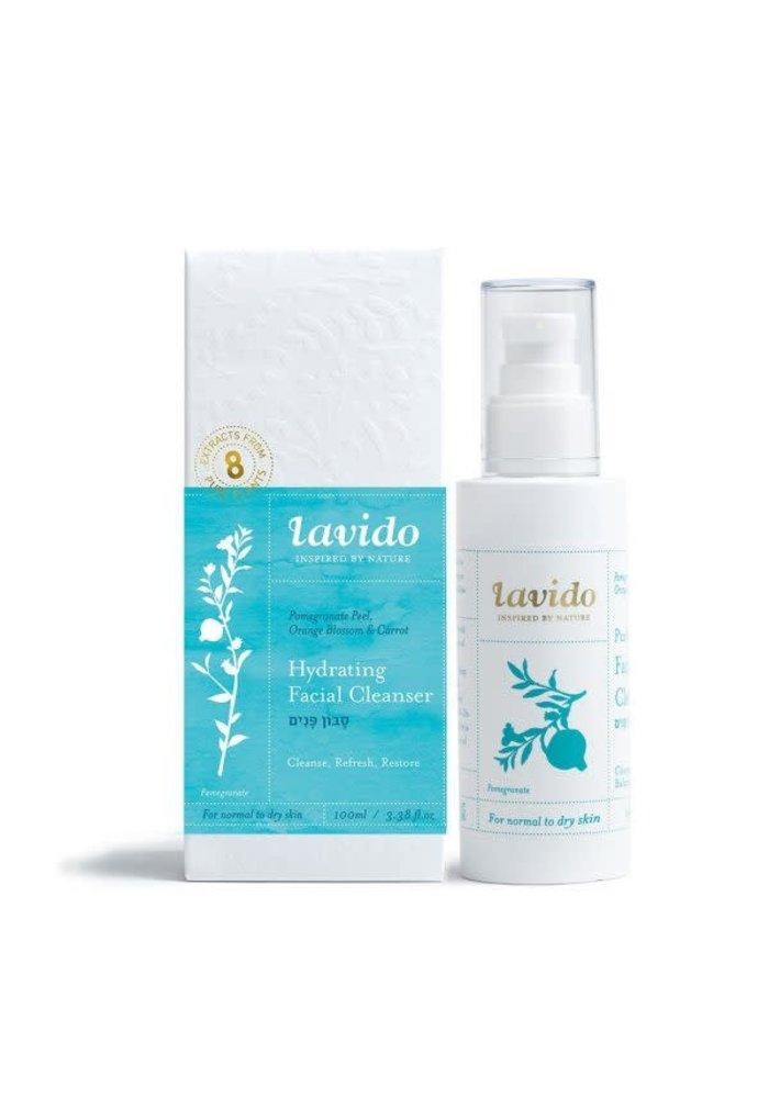 Lavido - Nettoyant pour le visage Hydratant 100 ml