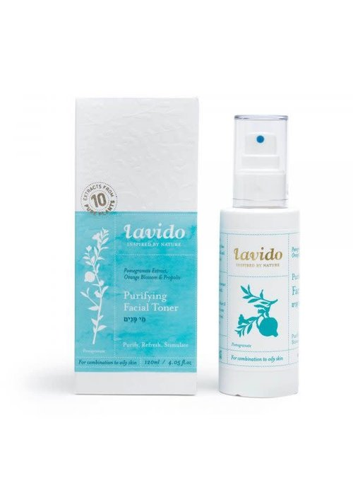 Lavido Lavido - Tonique Purifiant 120 ml