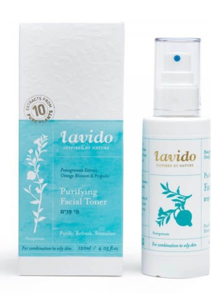 Lavido - Tonique Purifiant 120 ml