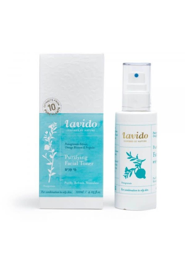 Lavido - Tonique Purifiant 120 ml