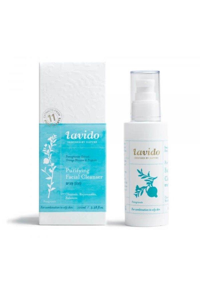 Lavido - Nettoyant pour le visage Purifiant 100 ml