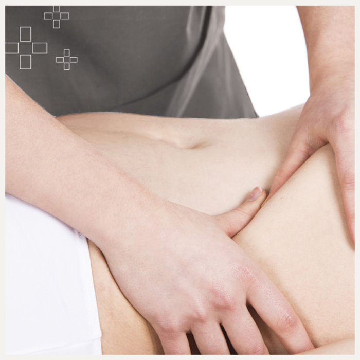 Massage dégagement du diaphragme